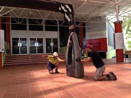 Stone Song Sculpture Symposium