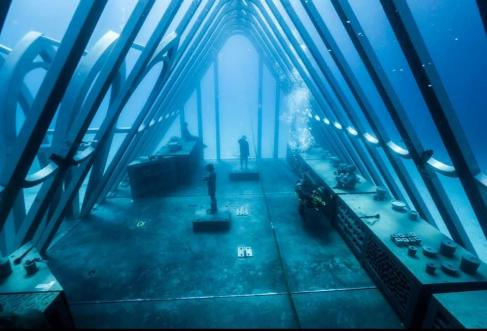 Museum of Underwater Arts